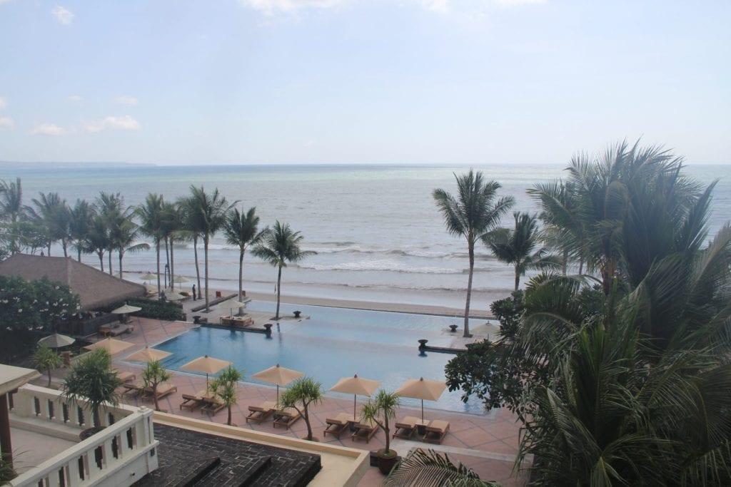 The Legian Bali One Bedroom Suite View