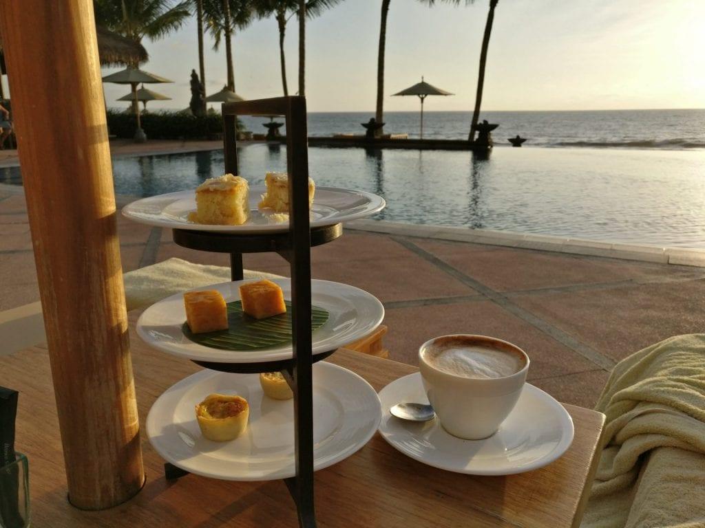 The Legina Bali Afternoon Tea