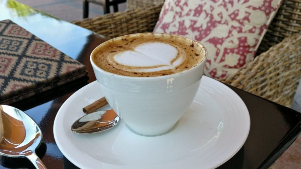 The Legina Bali Breakfast 6
