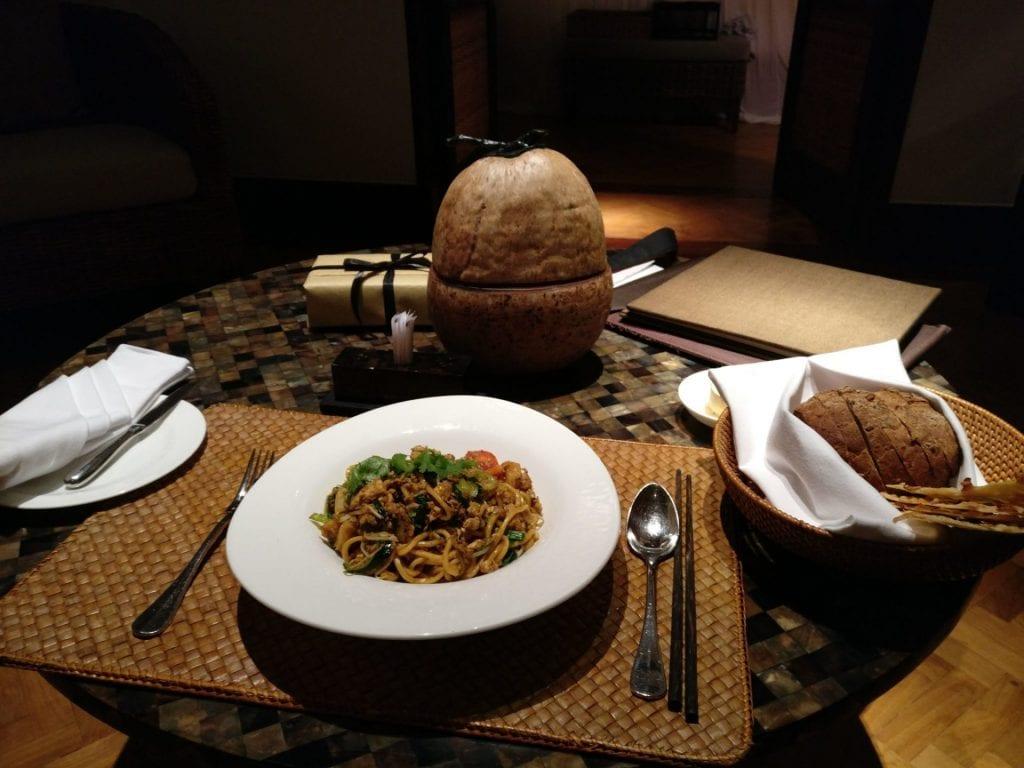 The Legina Bali Room Service