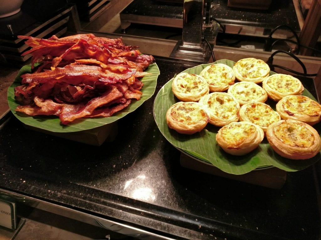 The Peninsula Manila Club Lounge Breakfast 2