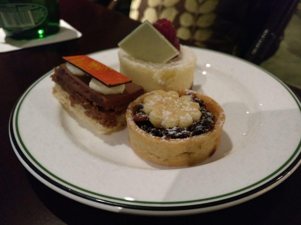 The Peninsula Manila Club Lounge Dinner 7