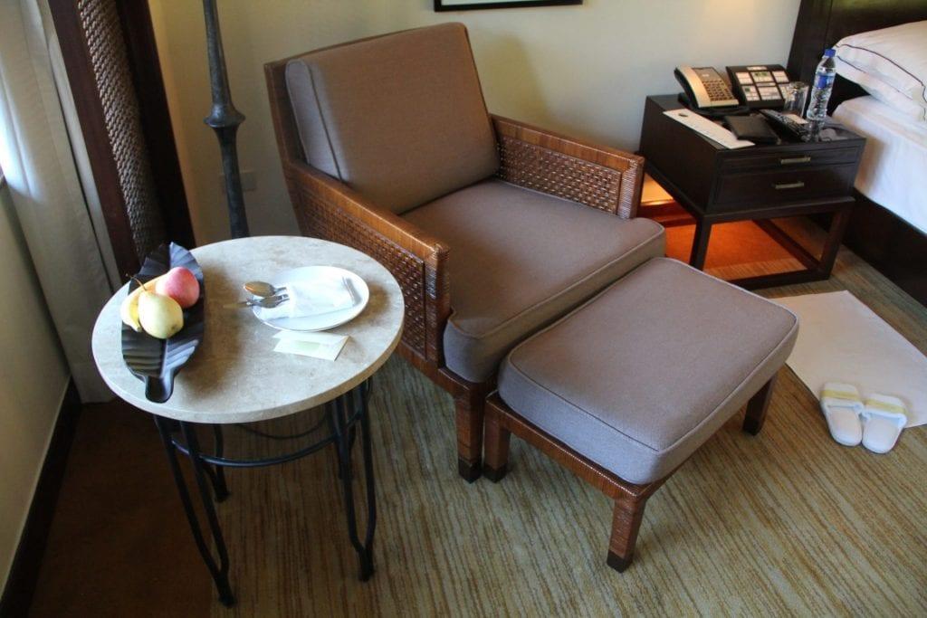 The Peninsula Manila Club Room 4