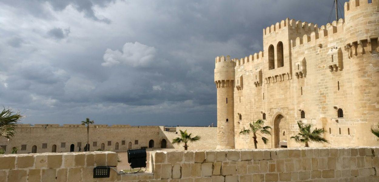 Alexandria Citadel of Qaitbay 10
