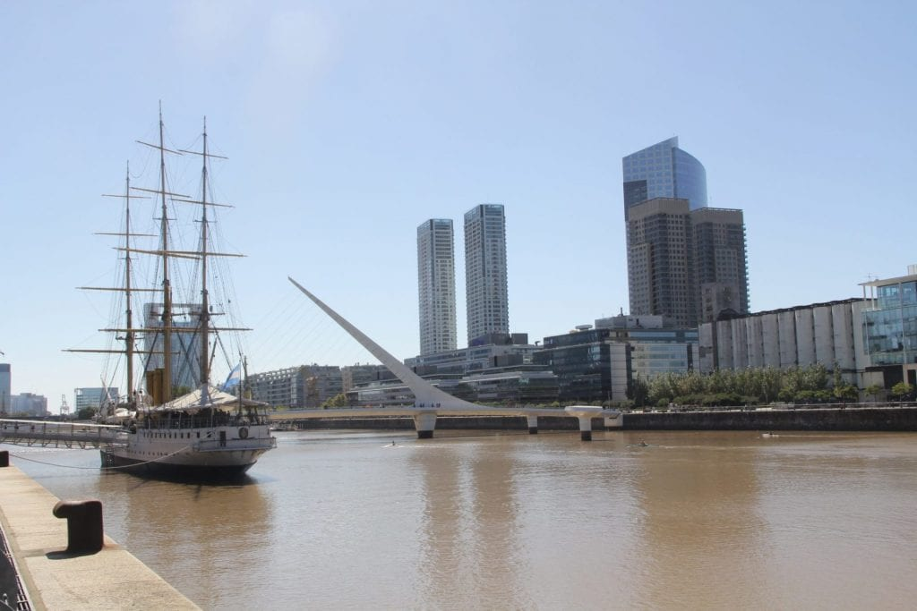Buenos Aires Puerto Madero 5