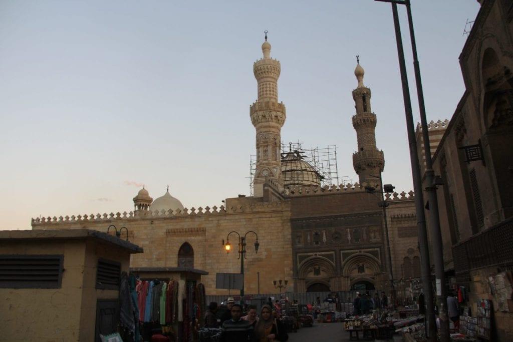Cairo Al Azhaar Mosque