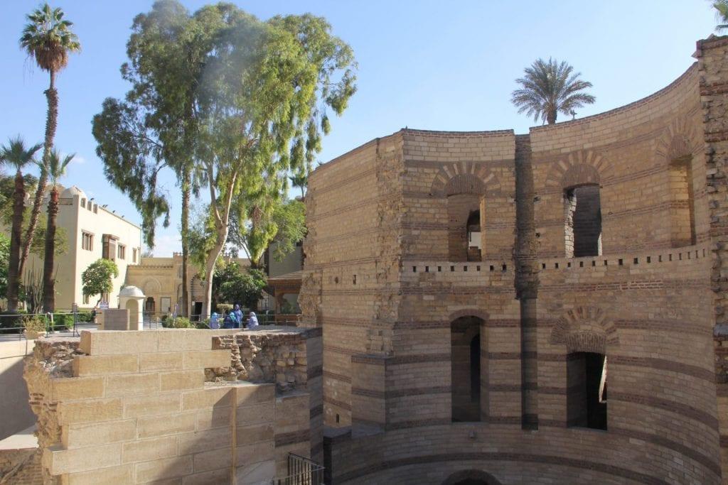 Cairo Fortress of Babylon