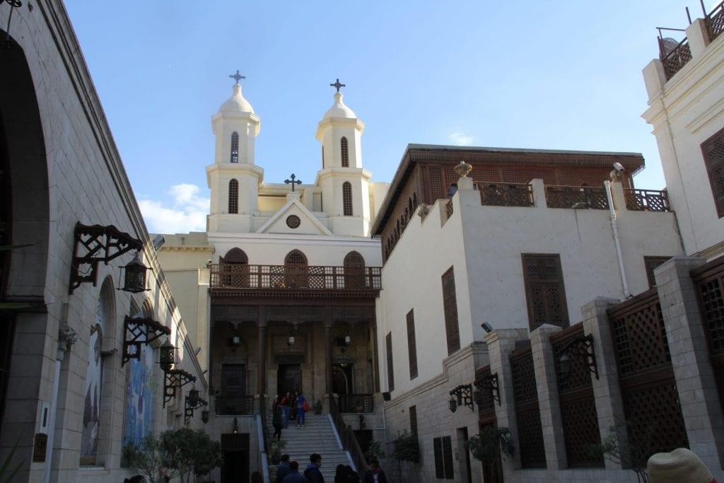 Cairo Hanging Church