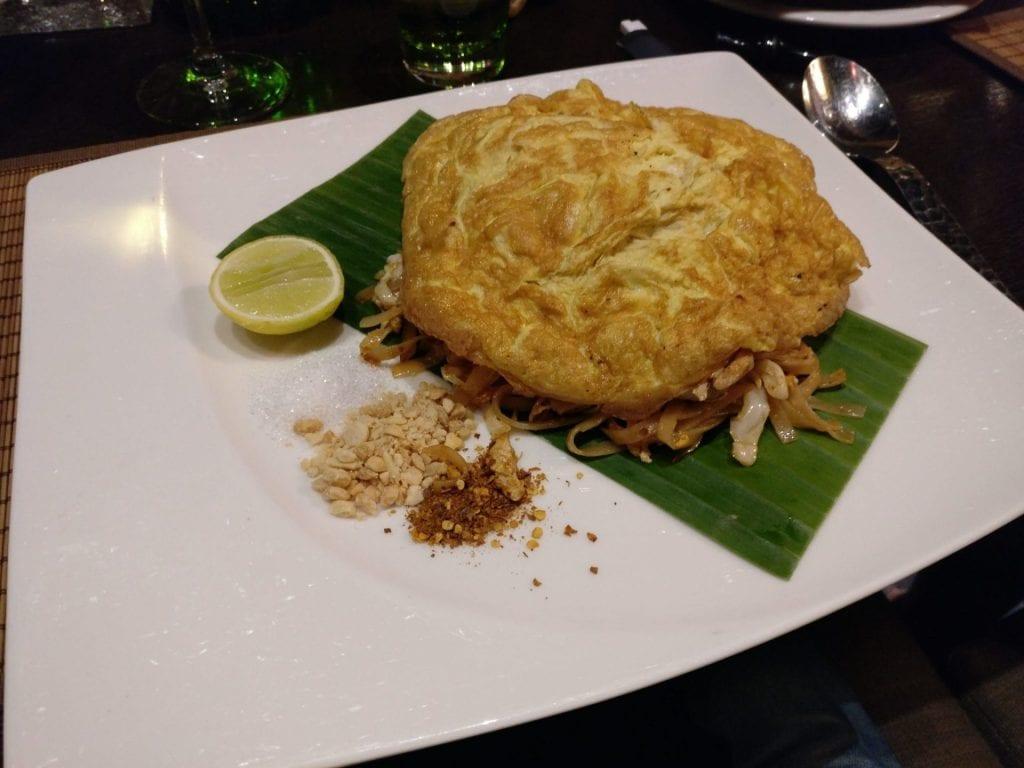 Conrad Cairo Dinner 4