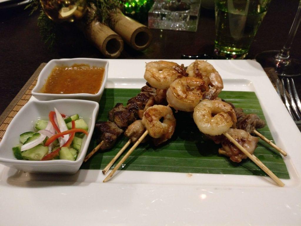 Conrad Cairo Dinner 5