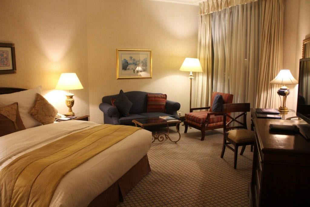 Conrad Cairo Executive Room