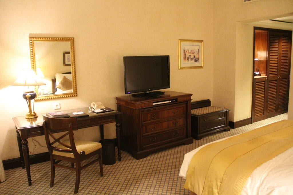 Conrad Cairo Executive Room 3