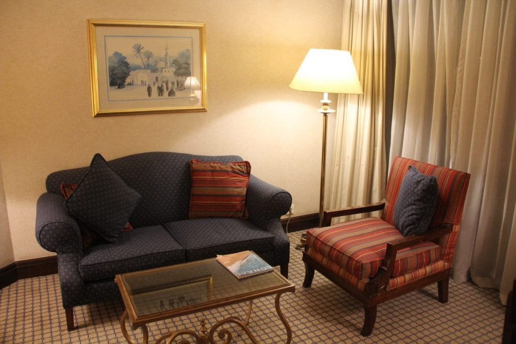 Conrad Cairo Executive Room 4