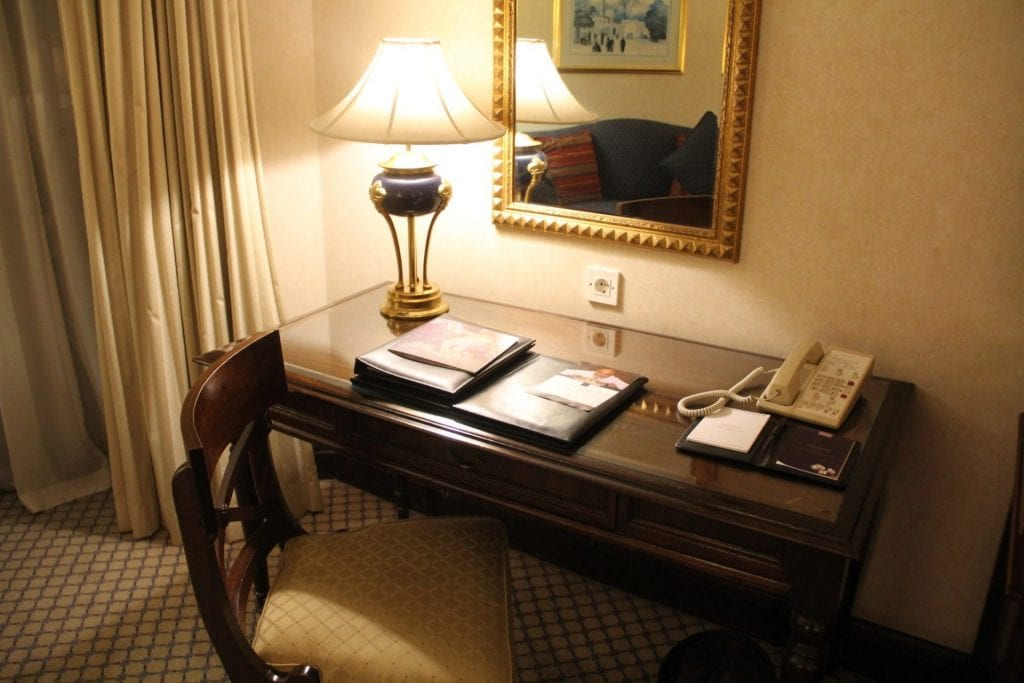 Conrad Cairo Executive Room 5