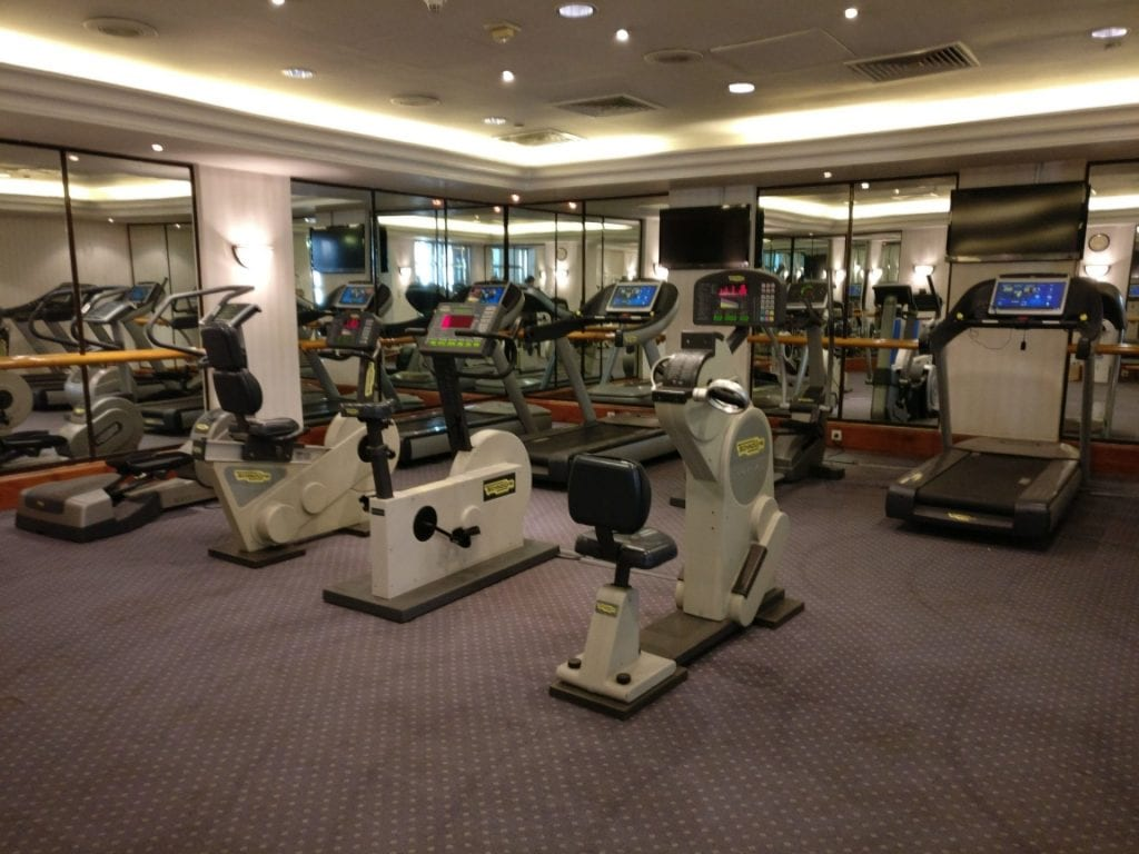 Conrad Cairo Gym