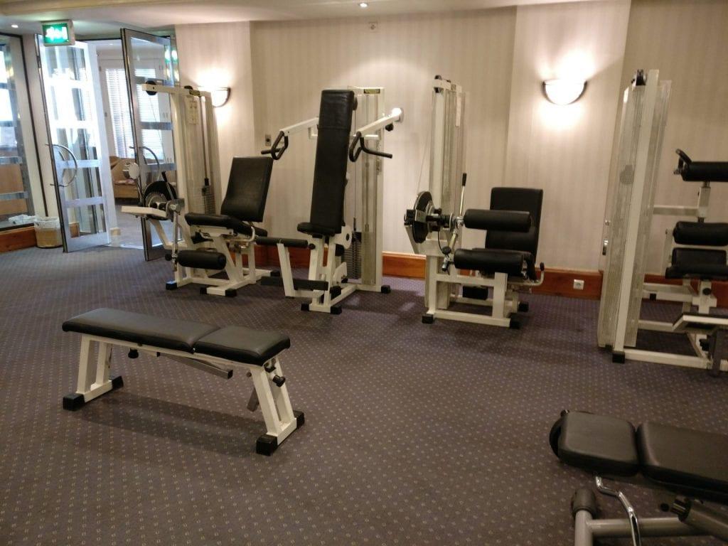 Conrad Cairo Gym 3