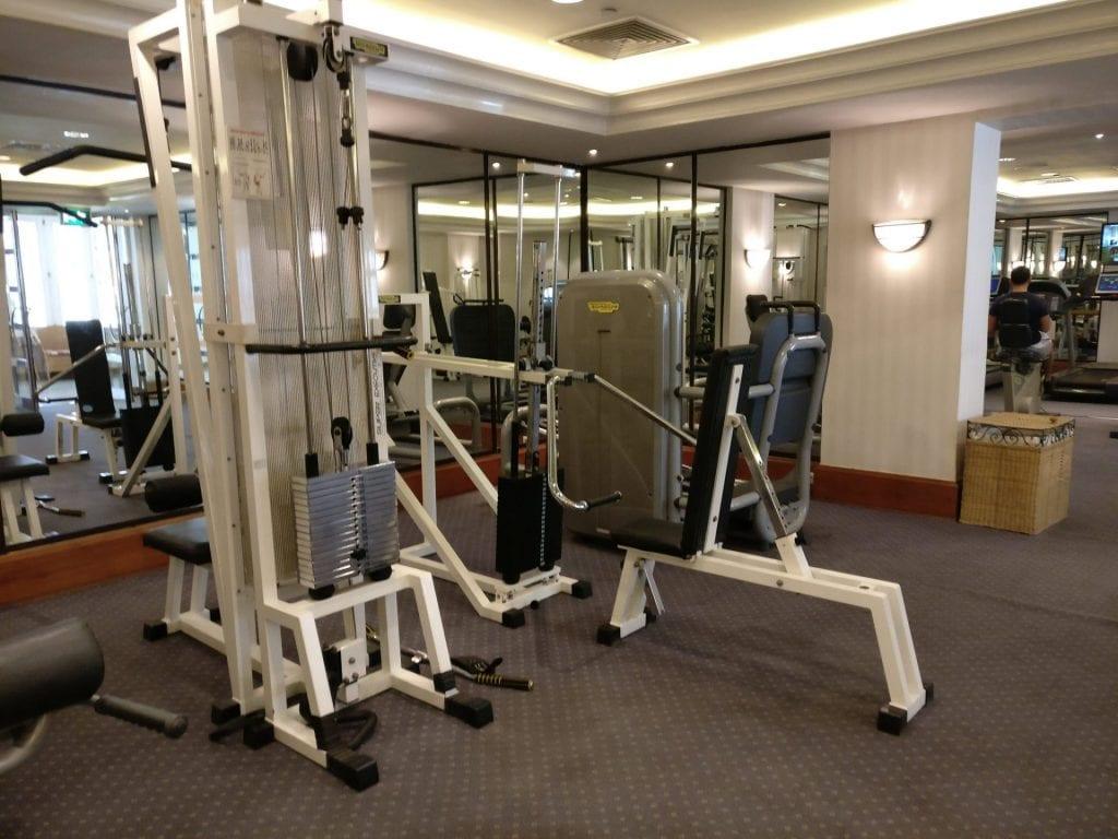 Conrad Cairo Gym 4