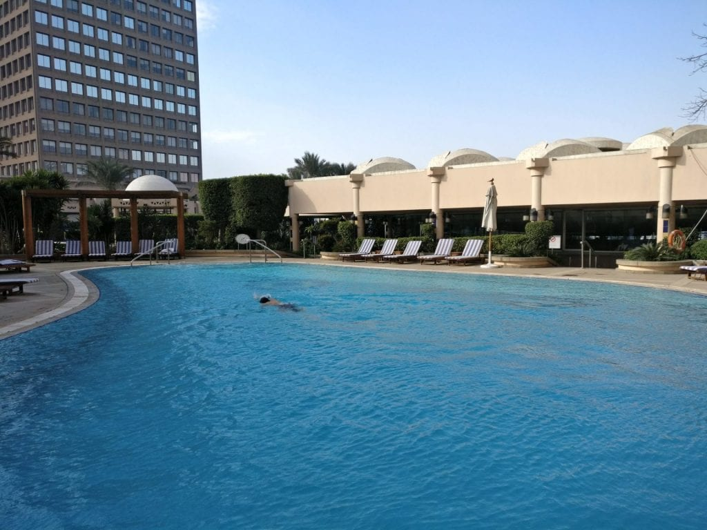 Conrad Cairo Pool 2
