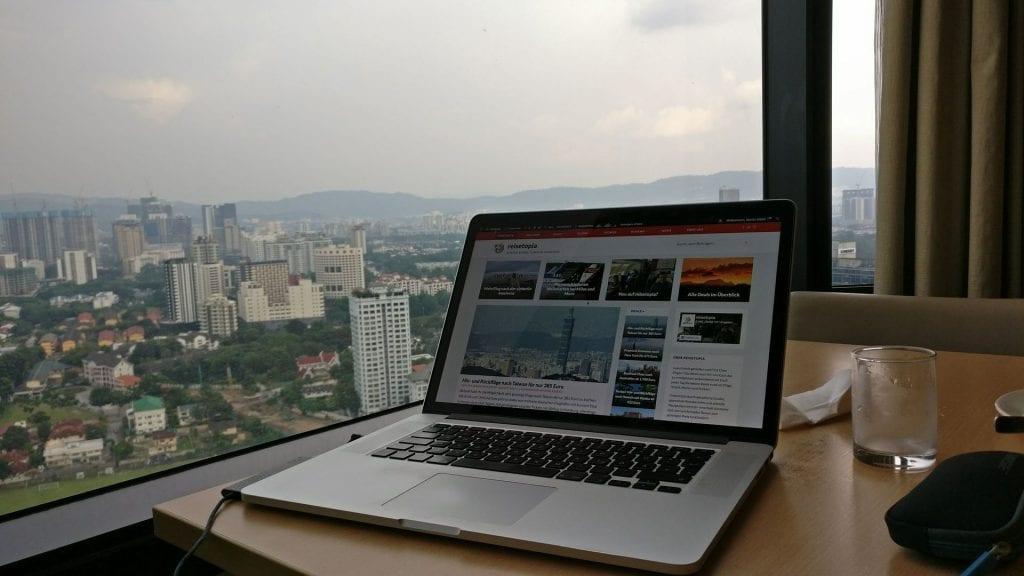 DoubleTree Kuala Lumpur Aussicht Executive Lounge