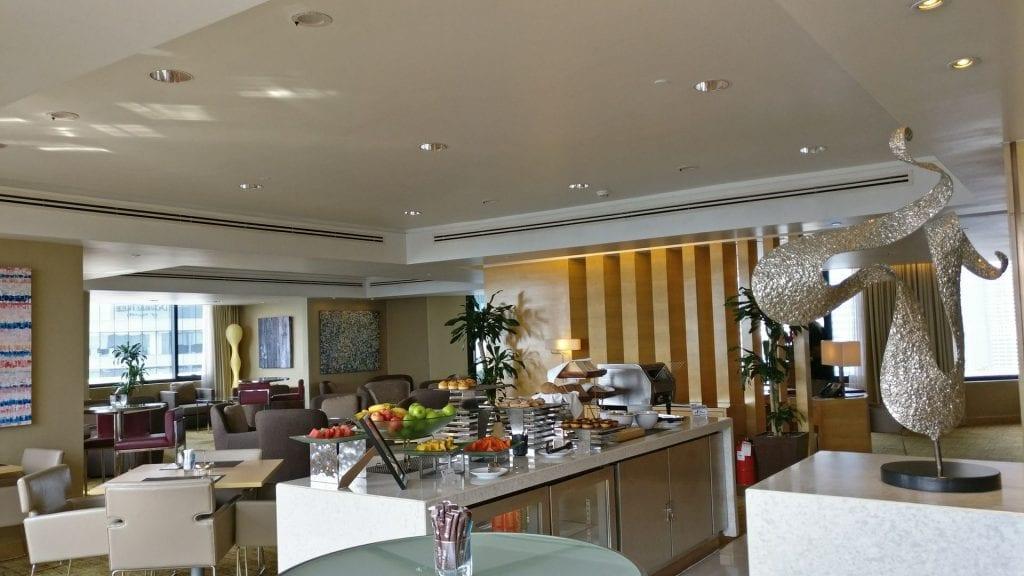 DoubleTree Kuala Lumpur Executive Lounge