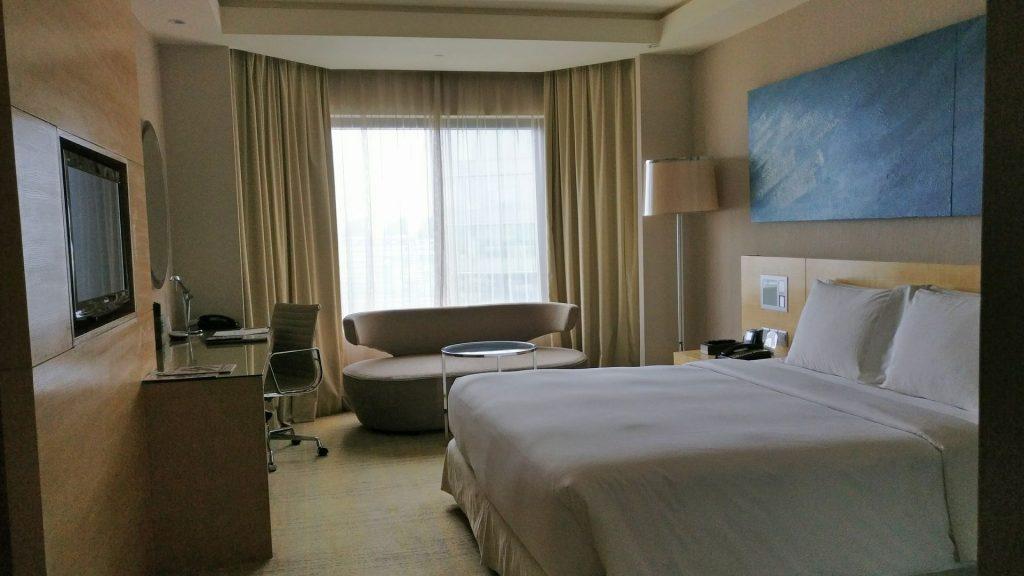 DoubleTree Kuala Lumpur Zimmer