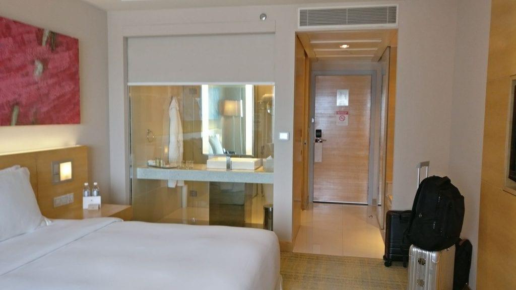 DoubleTree Kuala Lumpur Zimmer mit Bad