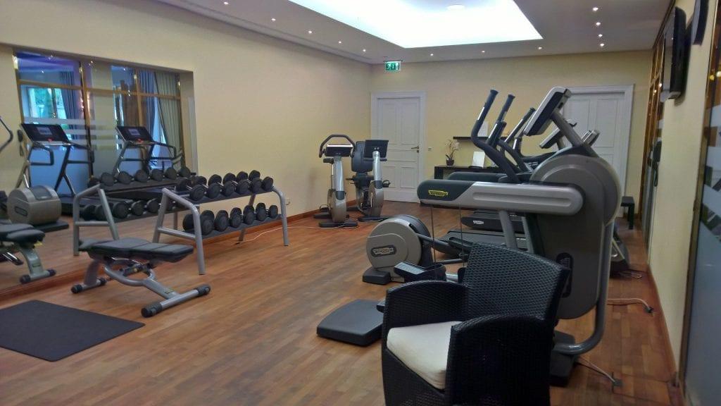 Grandhotel Schloss Bensberg Gym