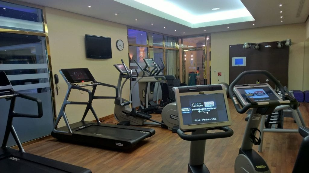 Grandhotel Schloss Bensberg Gym 3