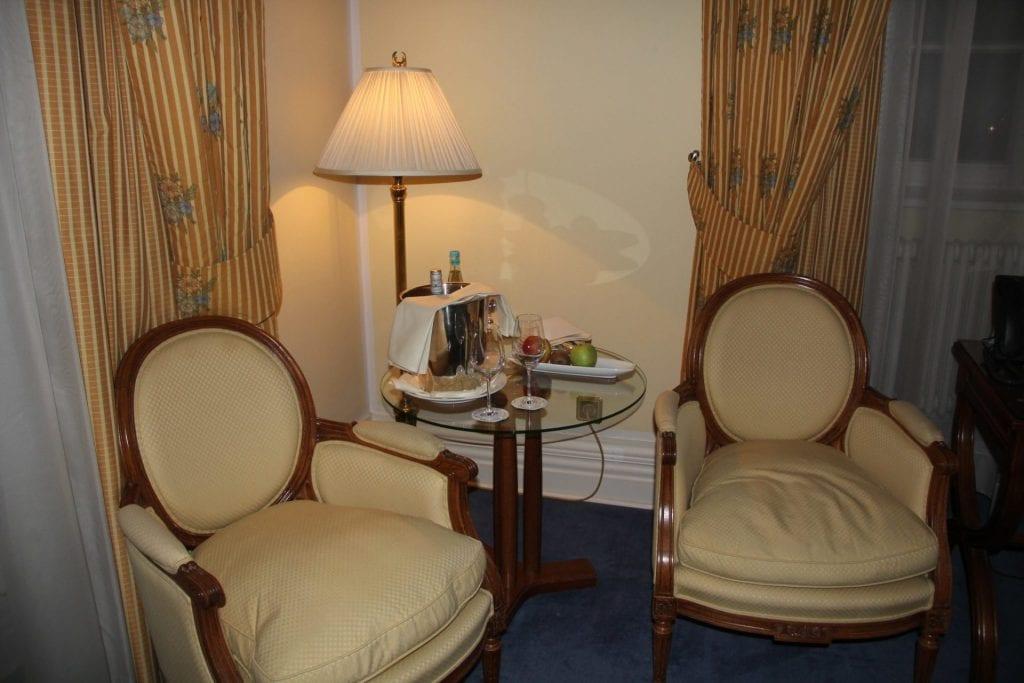 Grandhotel Schloss Bensberg Park Suite 2