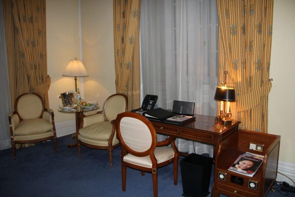 Grandhotel Schloss Bensberg Park Suite 5