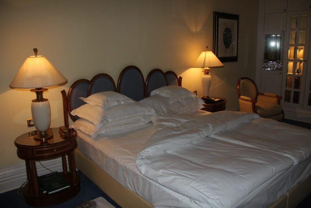 Grandhotel Schloss Bensberg Park Suite 6