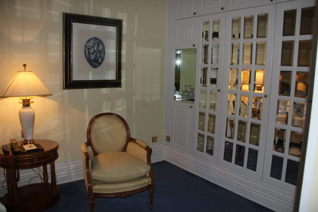 Grandhotel Schloss Bensberg Park Suite 7
