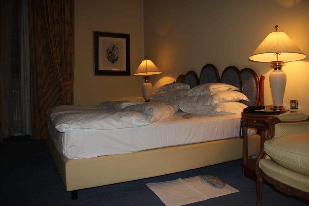 Grandhotel Schloss Bensberg Park Suite 8