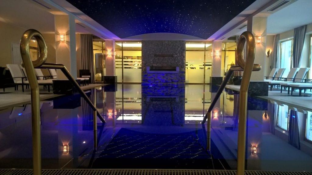 Grandhotel Schloss Bensberg Pool