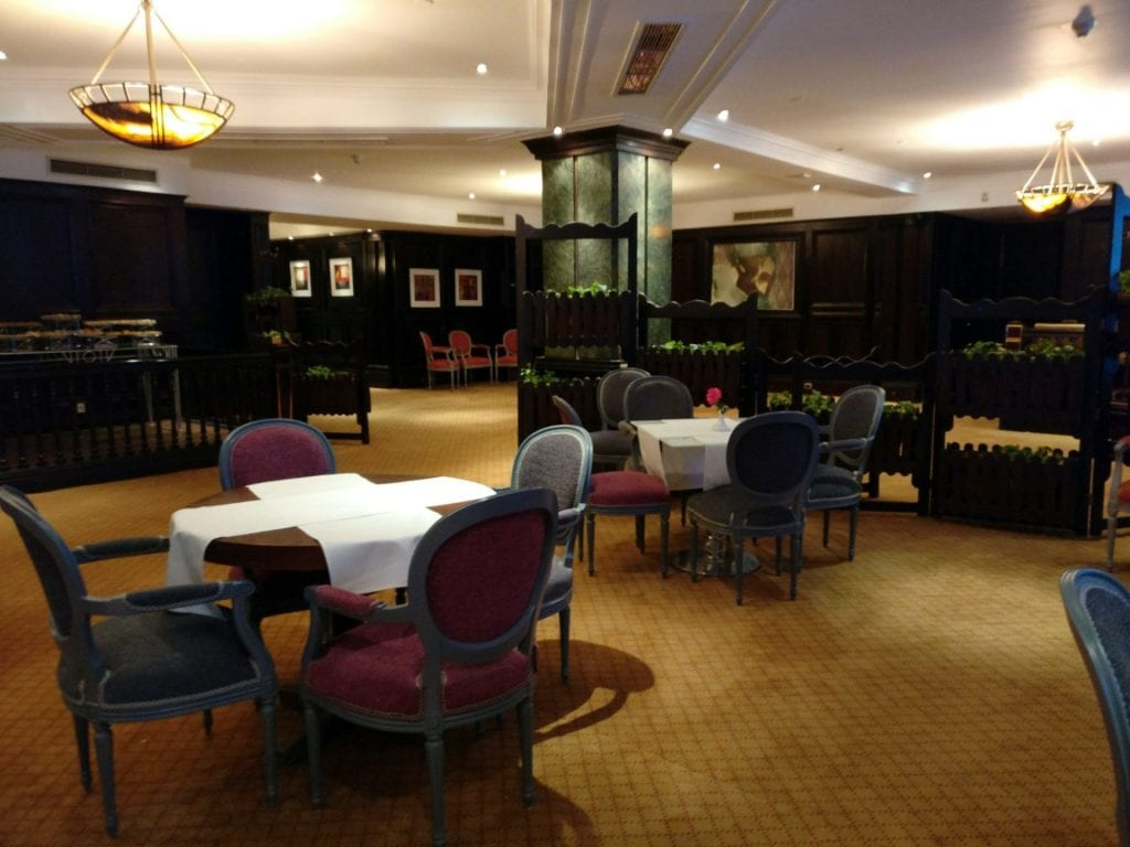 Hilton Alexandria Corniche Executive Lounge