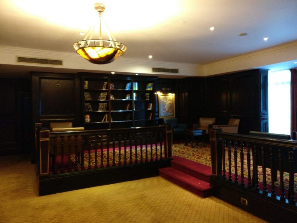 Hilton Alexandria Corniche Executive Lounge 2