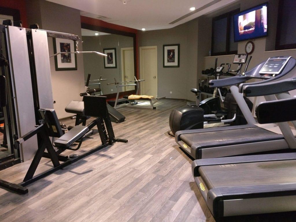 Hilton Alexandria Corniche Gym