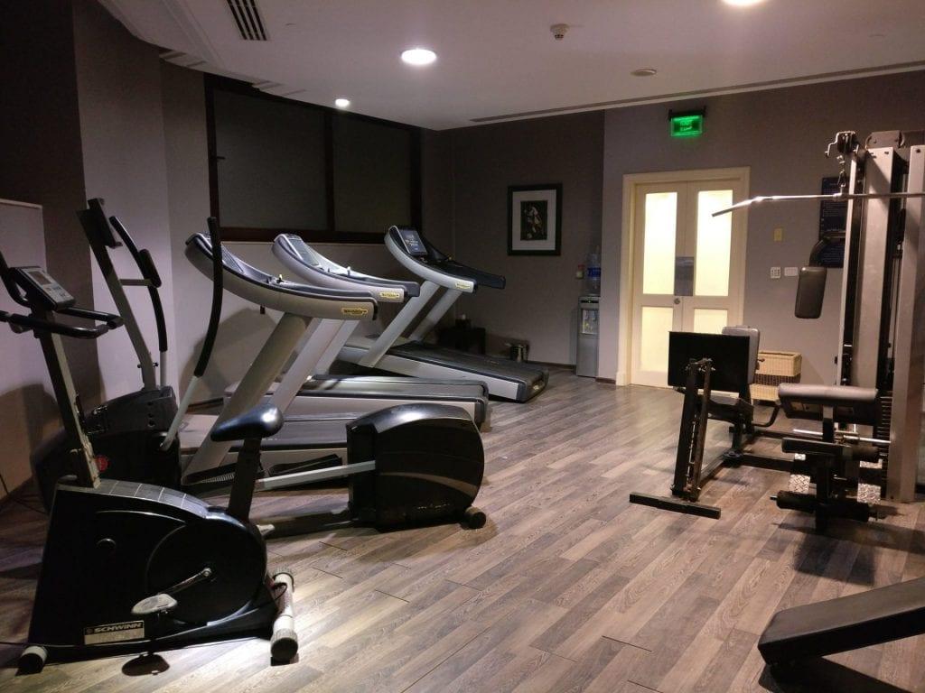 Hilton Alexandria Corniche Gym 3