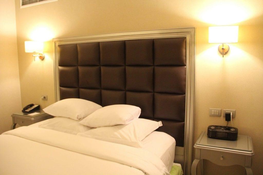 Hilton Alexandria Corniche Mediterranean Bedroom 5