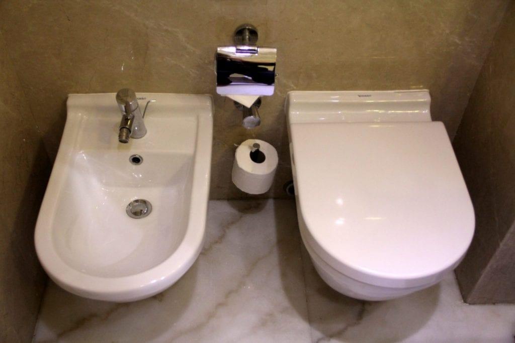 Hilton Alexandria Corniche Mediterranean Suite Bathroom 4