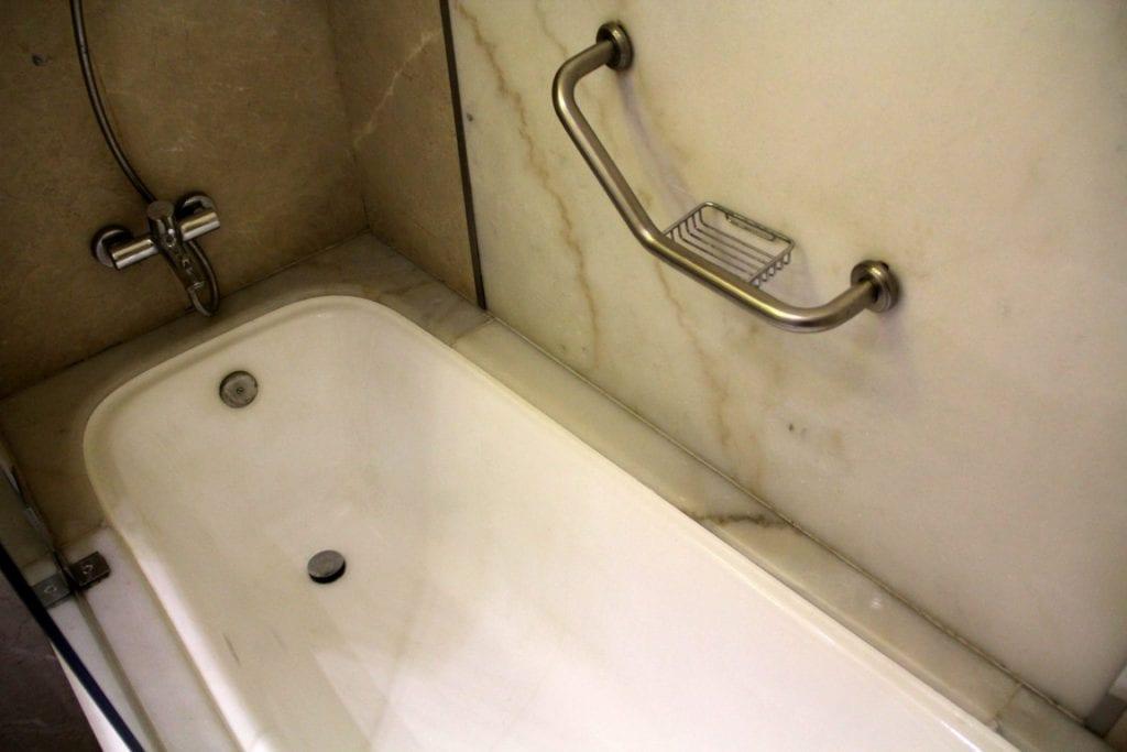Hilton Alexandria Corniche Mediterranean Suite Bathroom 5
