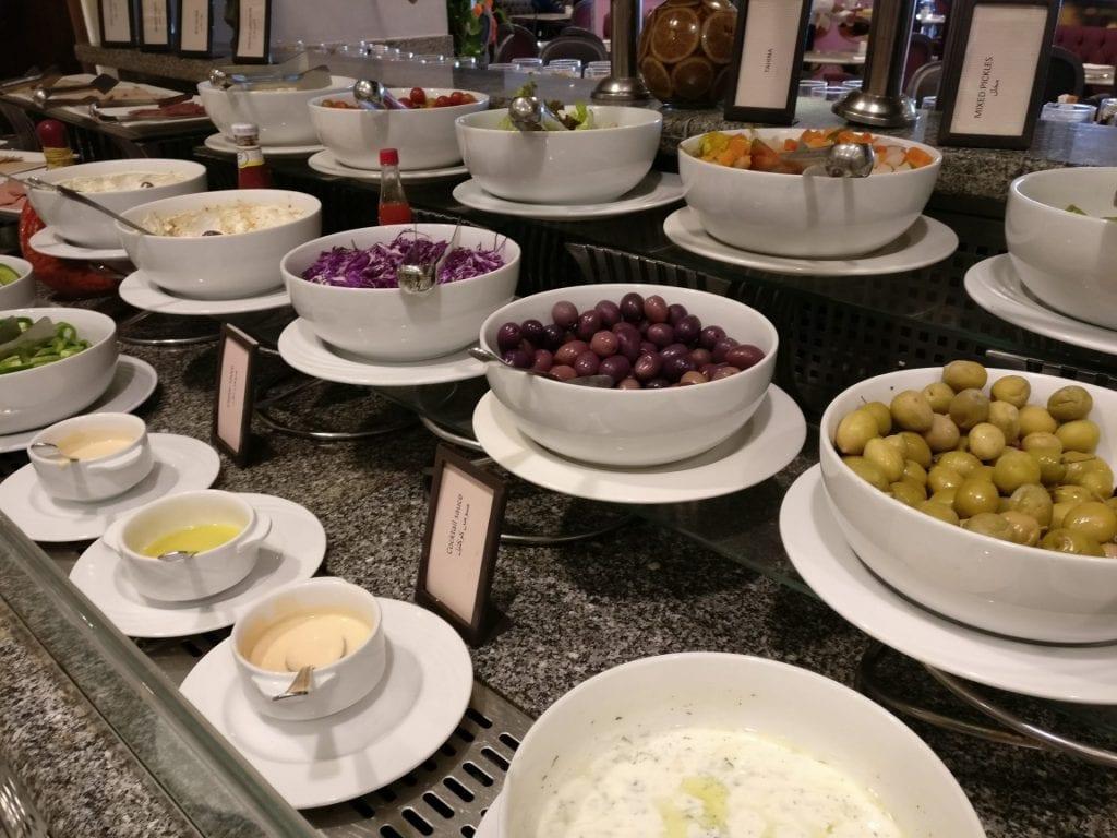 Hilton Alexandria Corniche Mediterranen Suite Breakfast 7