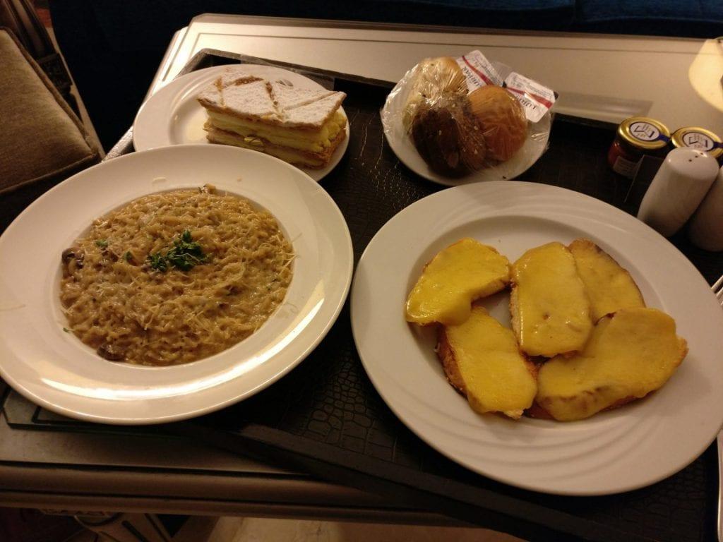 Hilton Alexandria Corniche Room Service 4