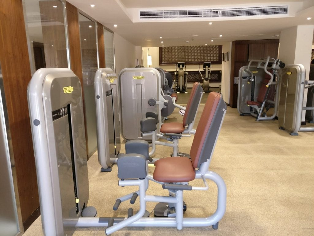 Hilton Alexandria King's Ranch Gym 3