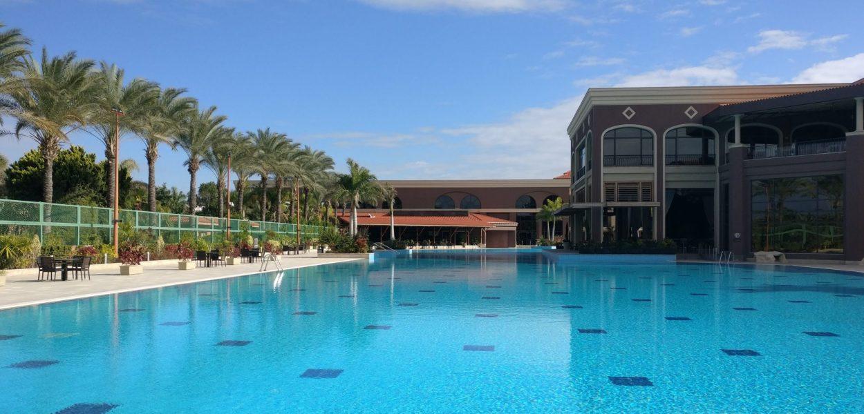 Hilton Alexandria King's Ranch Pool