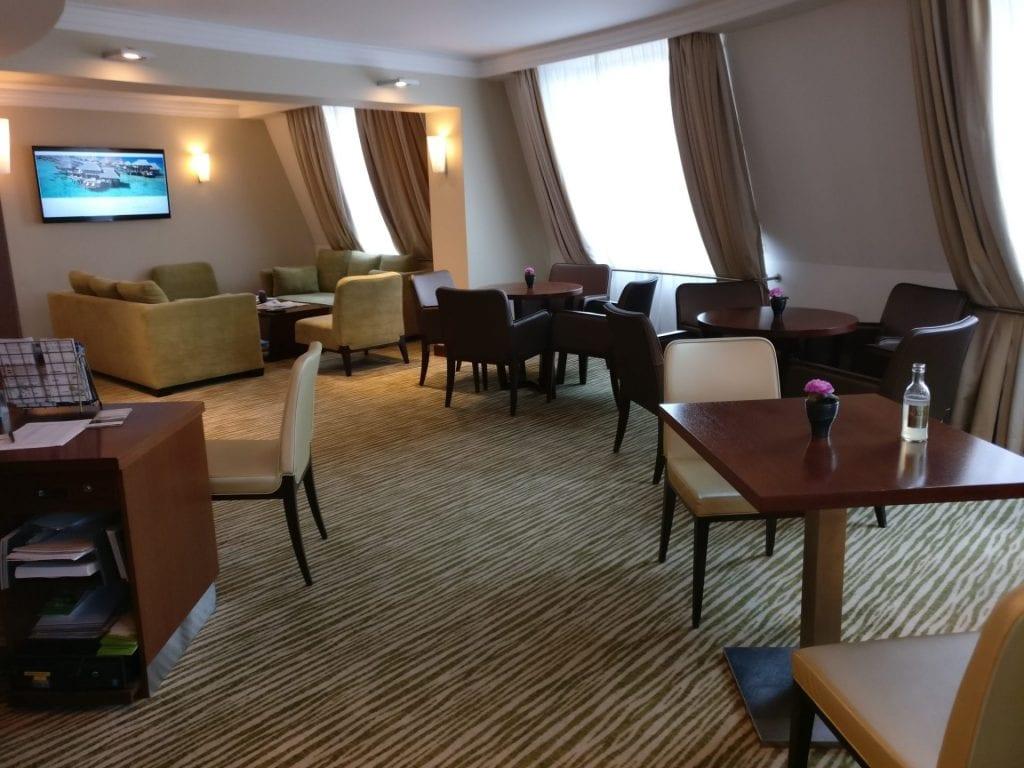 Hilton Prague Old Town Executive Lounge