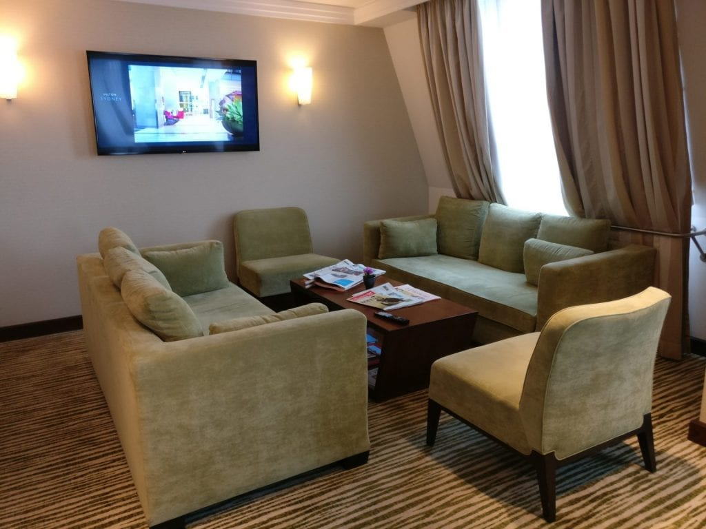 Hilton Prague Old Town Executive Lounge 2