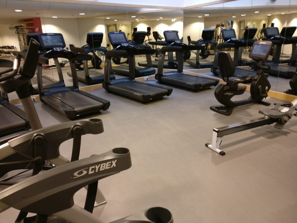 Hilton Prague Old Town Gym 4