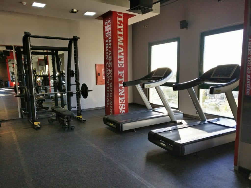 Hilton Pyramids Golf Resort Gym 3