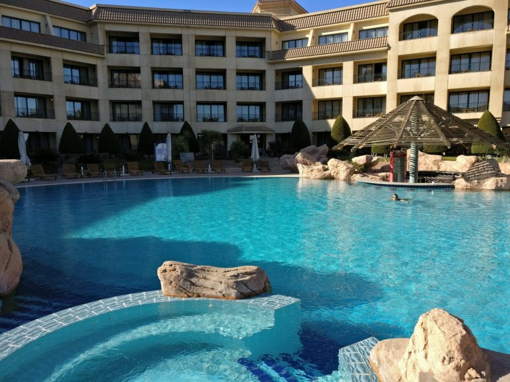 Hilton Pyramids Golf Resort Outdoor Pool 4